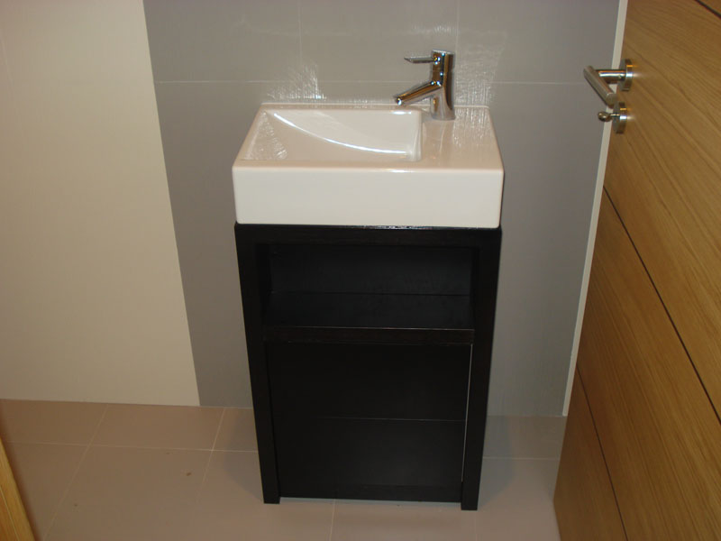 Wc mobilier sbc carpintaria mund o for Mobilier wc